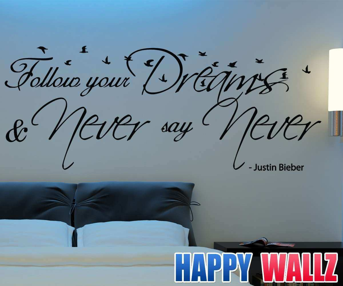 Wall Art Sayings Awesome Teen Bedroom Wall Decals Quotes Quotesgram