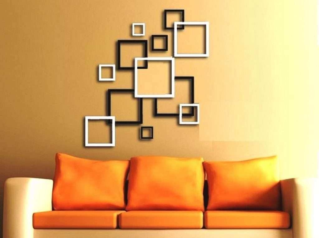 Wall Décor Lovely 3d Wall Stickers Black and White for Wall Decor ...