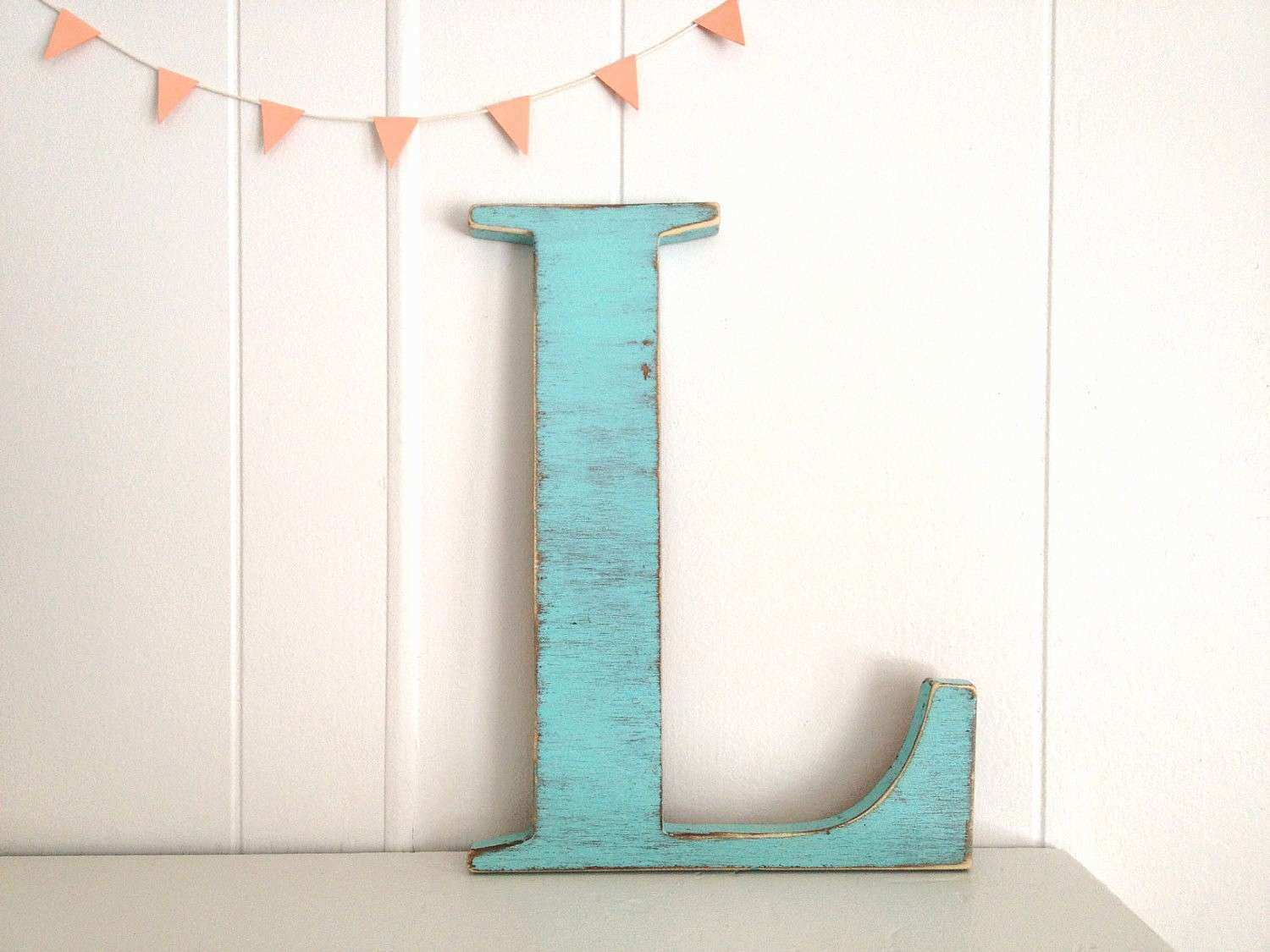 Wall Letter Decor Awesome Letters For Fancy Wood S