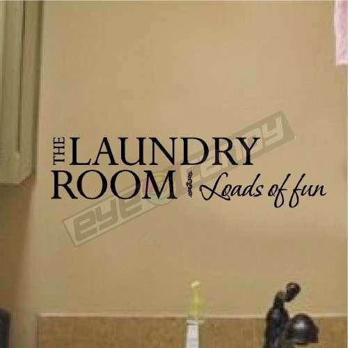 Word Art for Walls Best Of the Laundry Room Wall Quotes Lettering ...