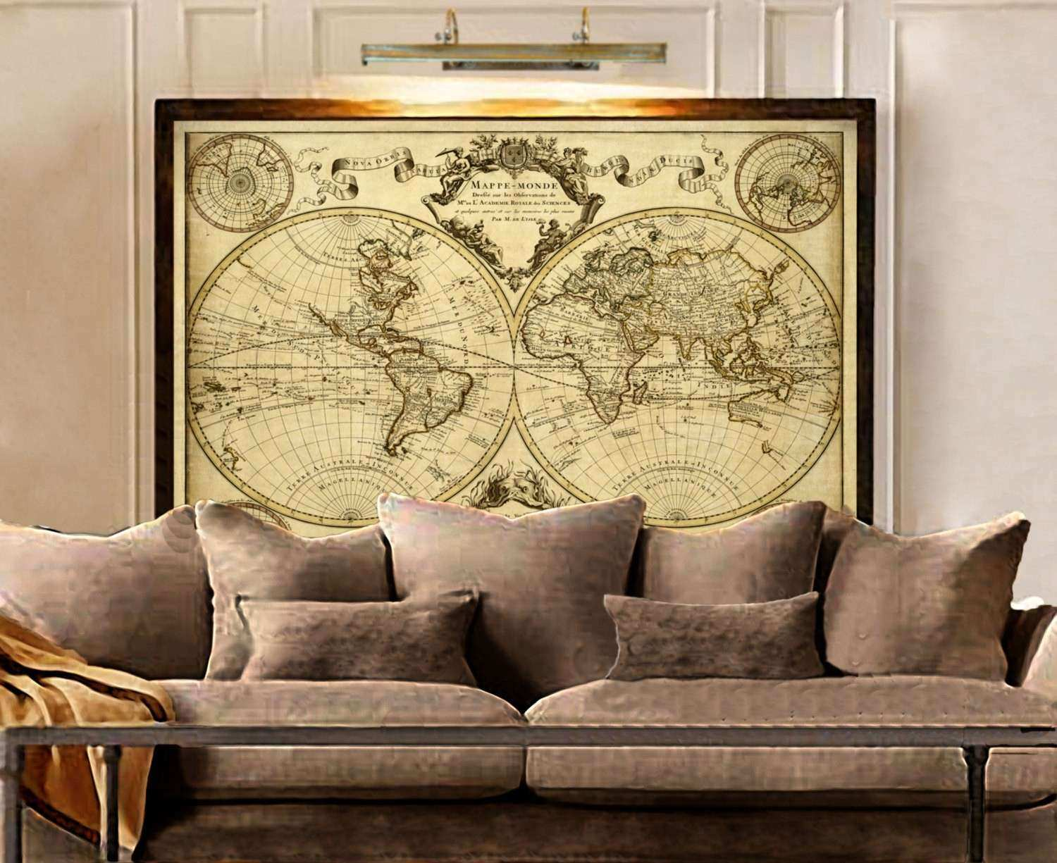 Cool Old World Wall Art Contemporary - The Wall Art Decorations ...