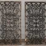 Wrought Iron Wall Art New Pin By Francesca Smith On Sweet Salvage Of Wrought Iron Wall Art