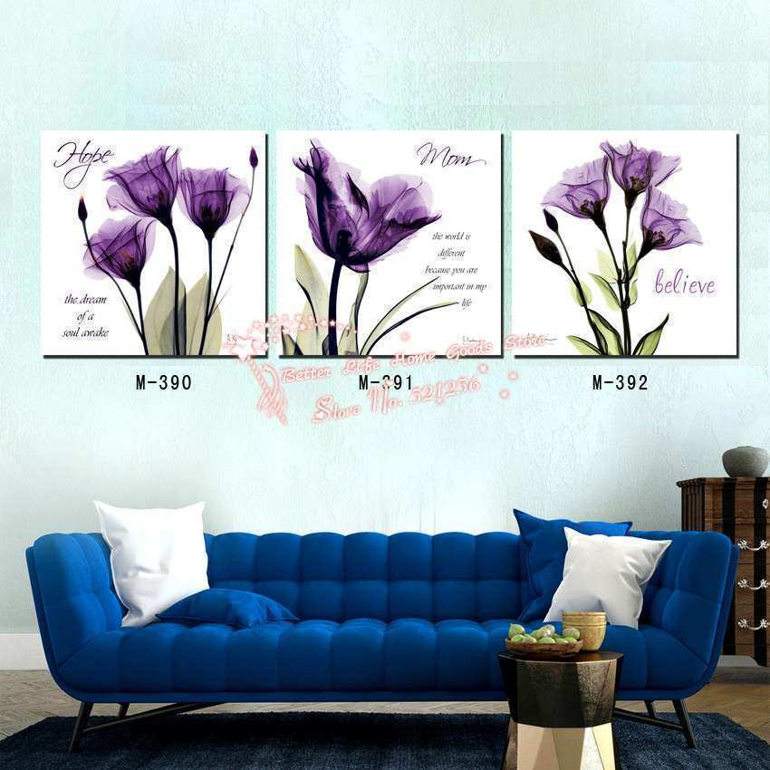 Modern Home Wall Art Printed Oil Painting No