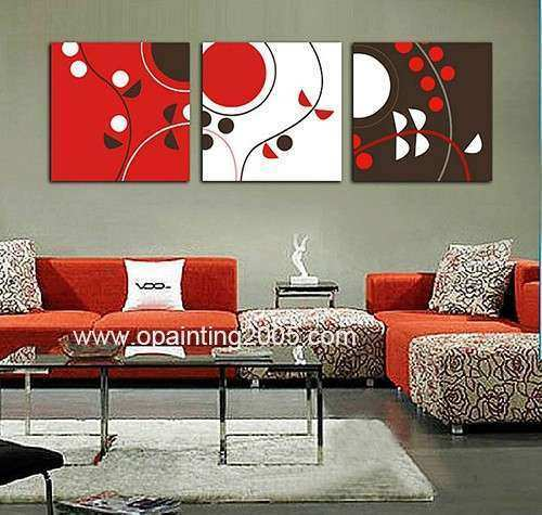 Hot In World Mural Home Craft Hand Decorative Paintings 3