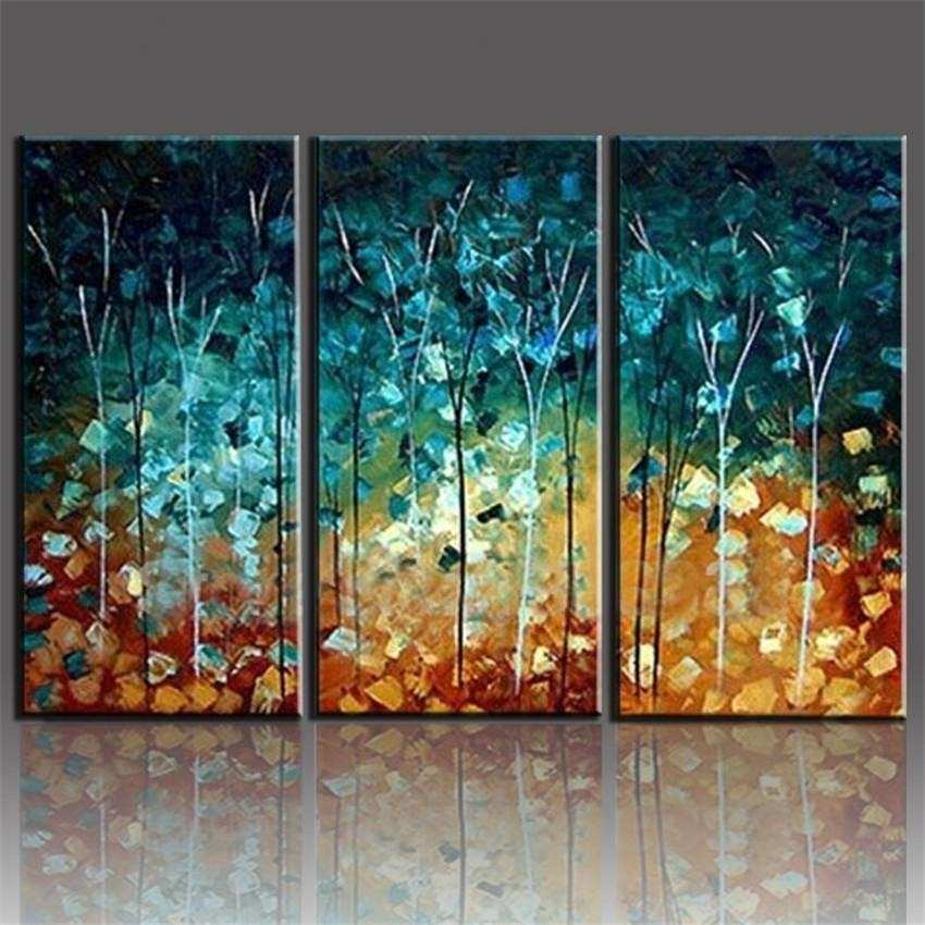 Exceptional 3 Piece Wall Decor Set Lovely 20 Best Collection Of Canvas Wall Art 3 Piece  Sets