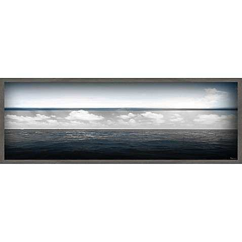Buy Parvez Taj Fading Clouds 60 Inch x 20 Inch Canvas Wall