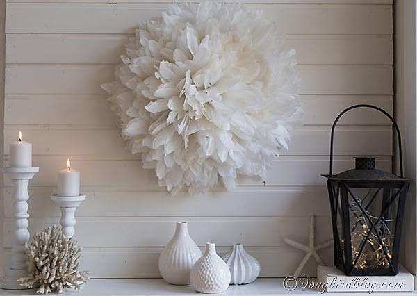 Entrancing 40 Feather Wall Decor Decorating Inspiration