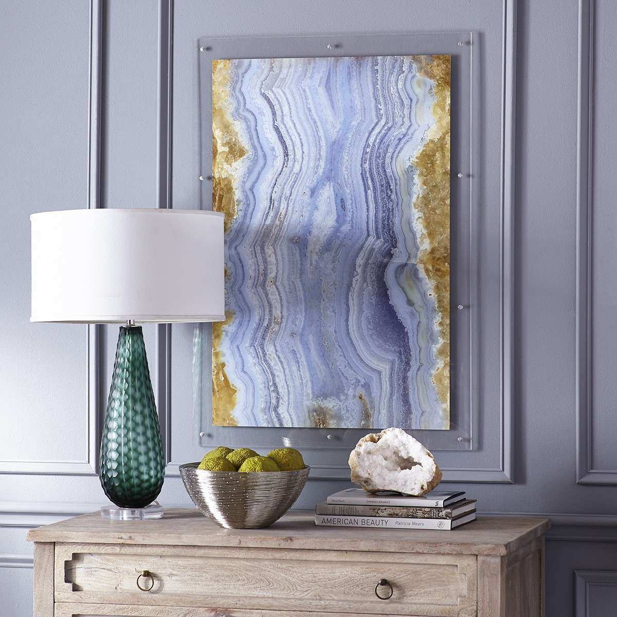 Agate Wall Art – Cabazon