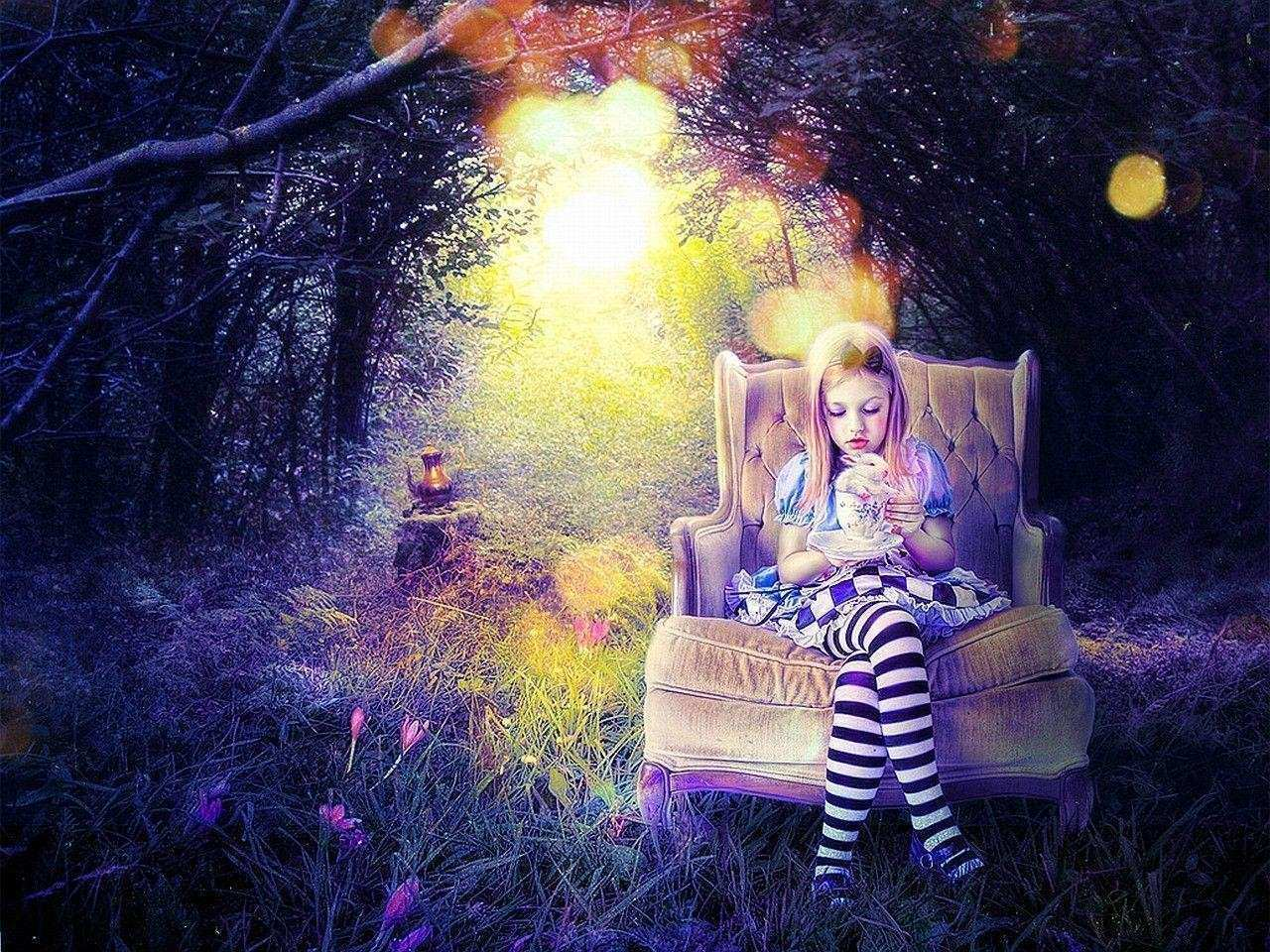 Alice In Wonderland Wallpapers Wallpaper Cave