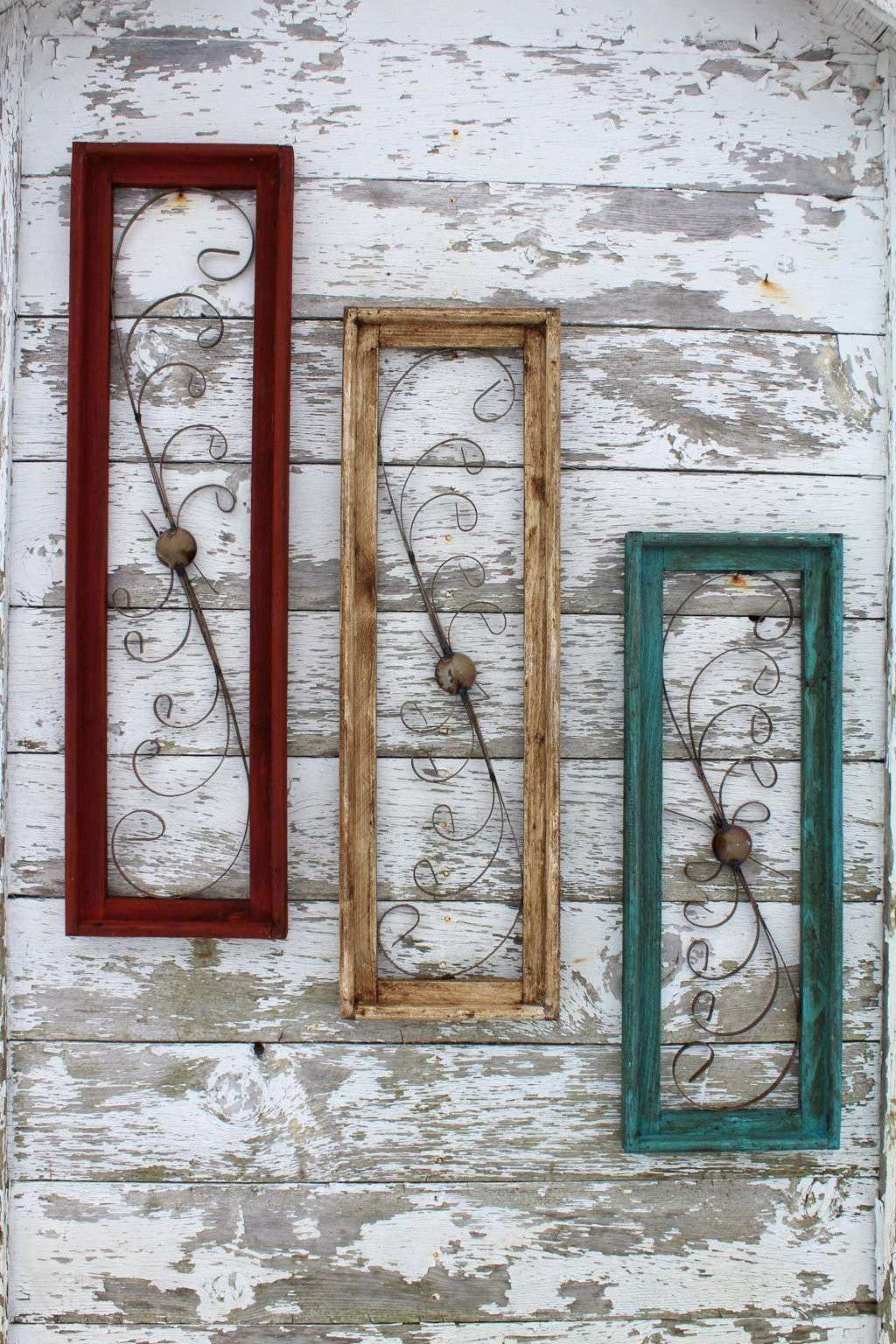 Antique Wood Wall Art Fresh Vintage Wooden Rectangle Wall Decor ...