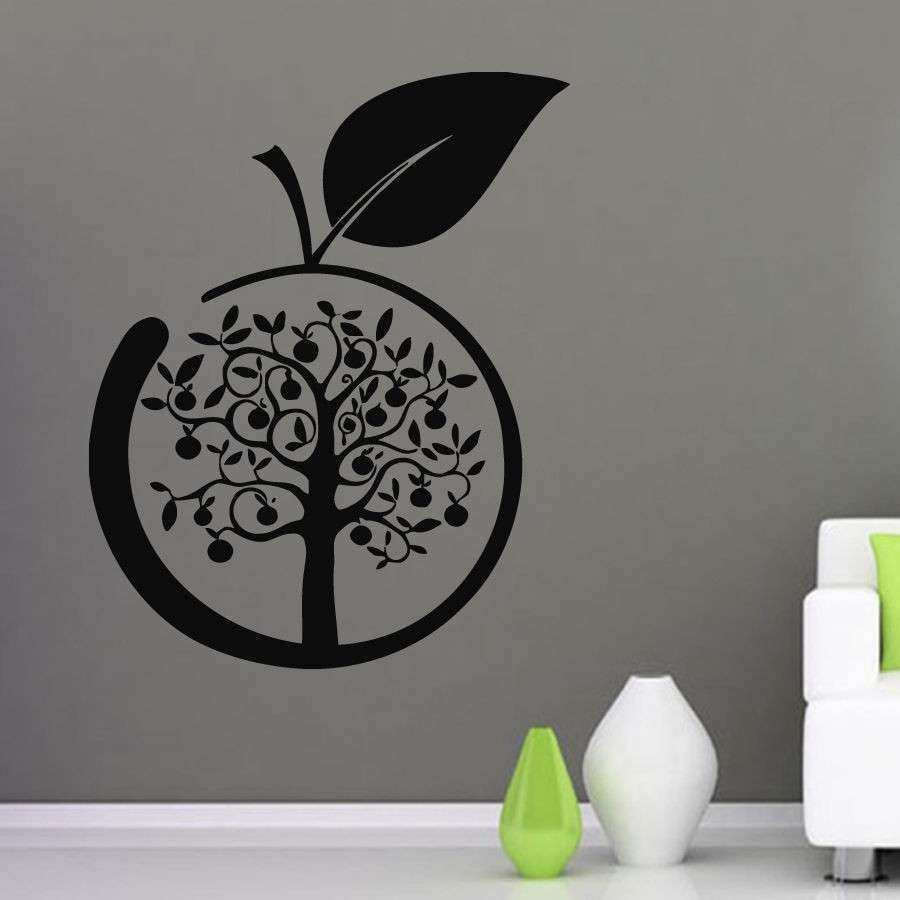 Apple Wall Decor for Kitchen Awesome Line Get Cheap Apple Kitchen Decor Aliexpress
