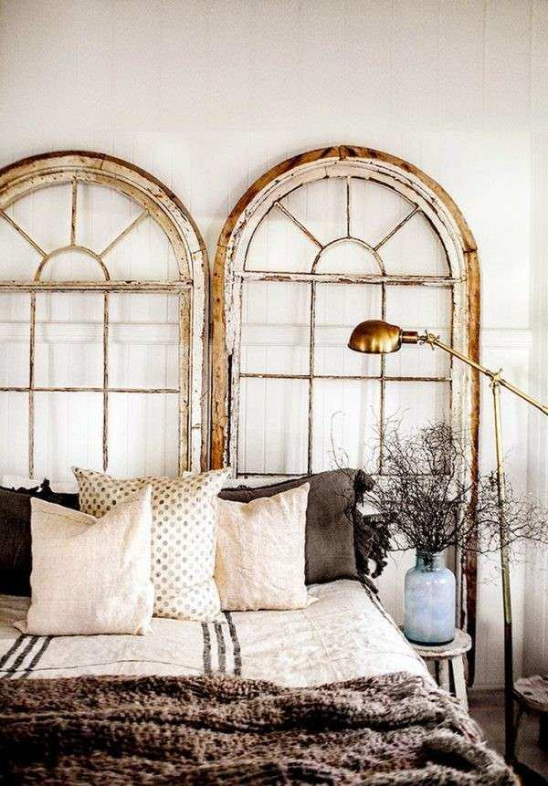 Old window frame decorating ideas Little Piece Me