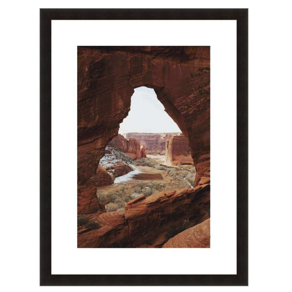 Arizona Wall Art Luxury Window Rock Canyon De Chelly Arizona Fine Art Graph by