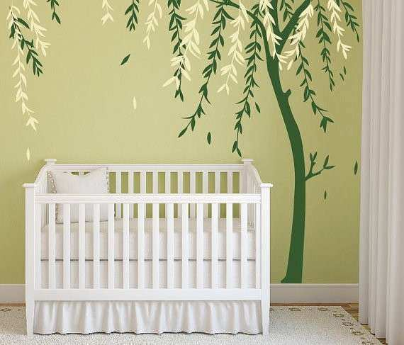 Baby Boy Nursery Wall Decor Beautiful Baby Boy Nursery Ideas Stick ...