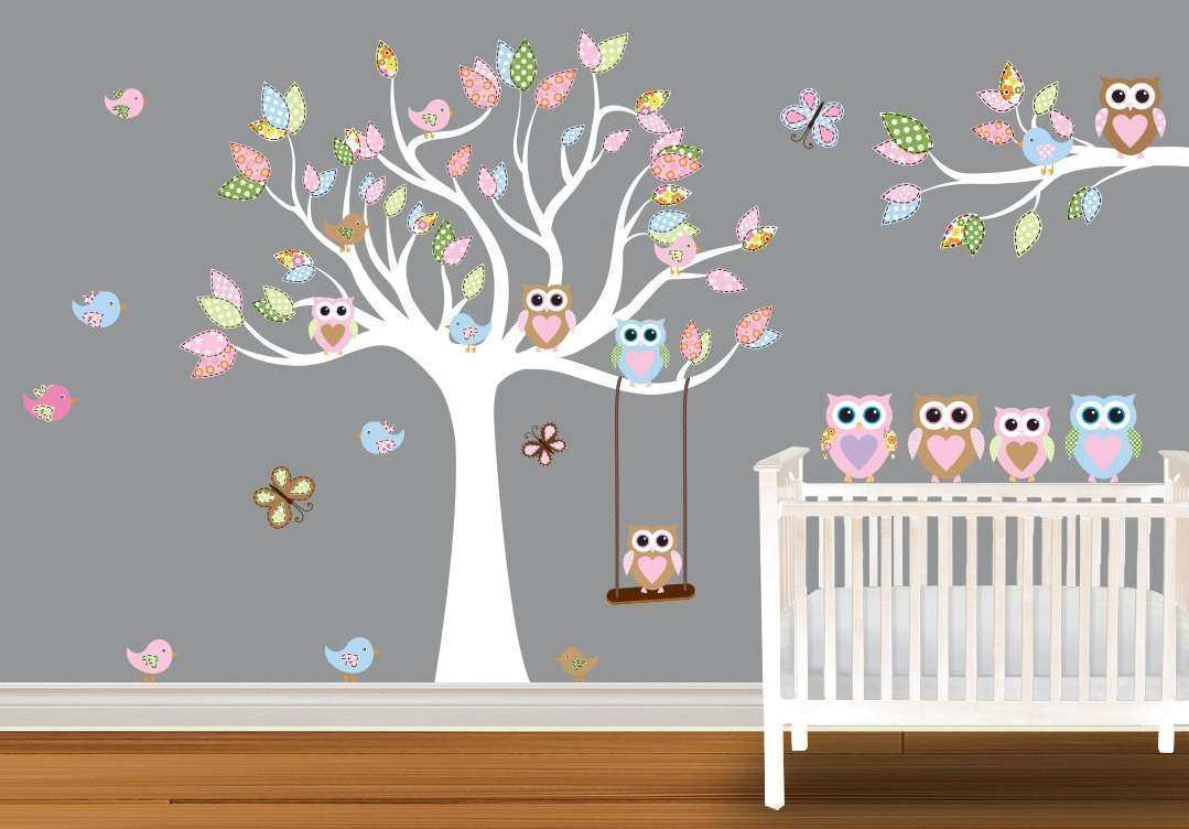 Marvelous Baby Girl Nursery Wall Decor Ideas Luxury Owl Nursery Bedding Walmart  Bedroom Ideas Decor