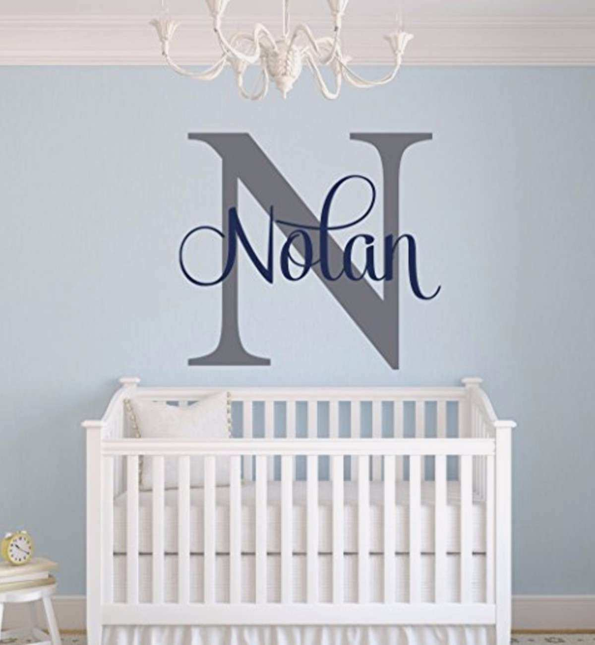 Baby Boy Nursery Wall Decor Ideas Best Idea Garden