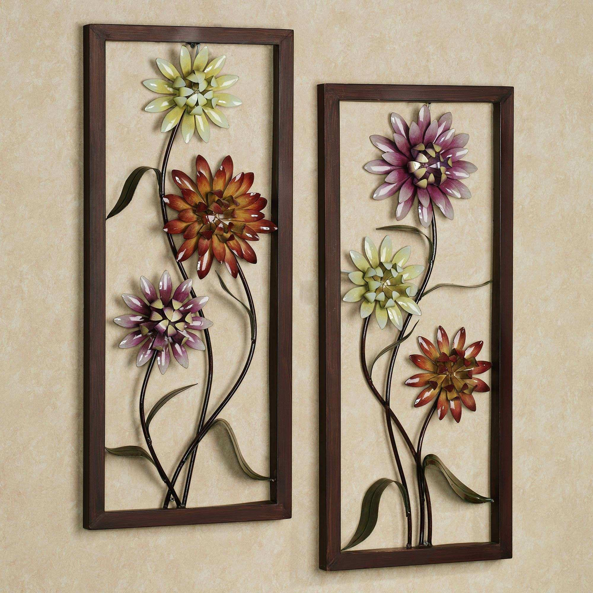 Diy bathroom wall decor pinterest ideas