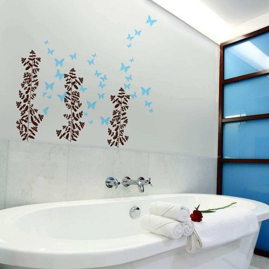 Bathroom Wall Decor Ideas Unique Modern Bathroom Wall Art Models ...
