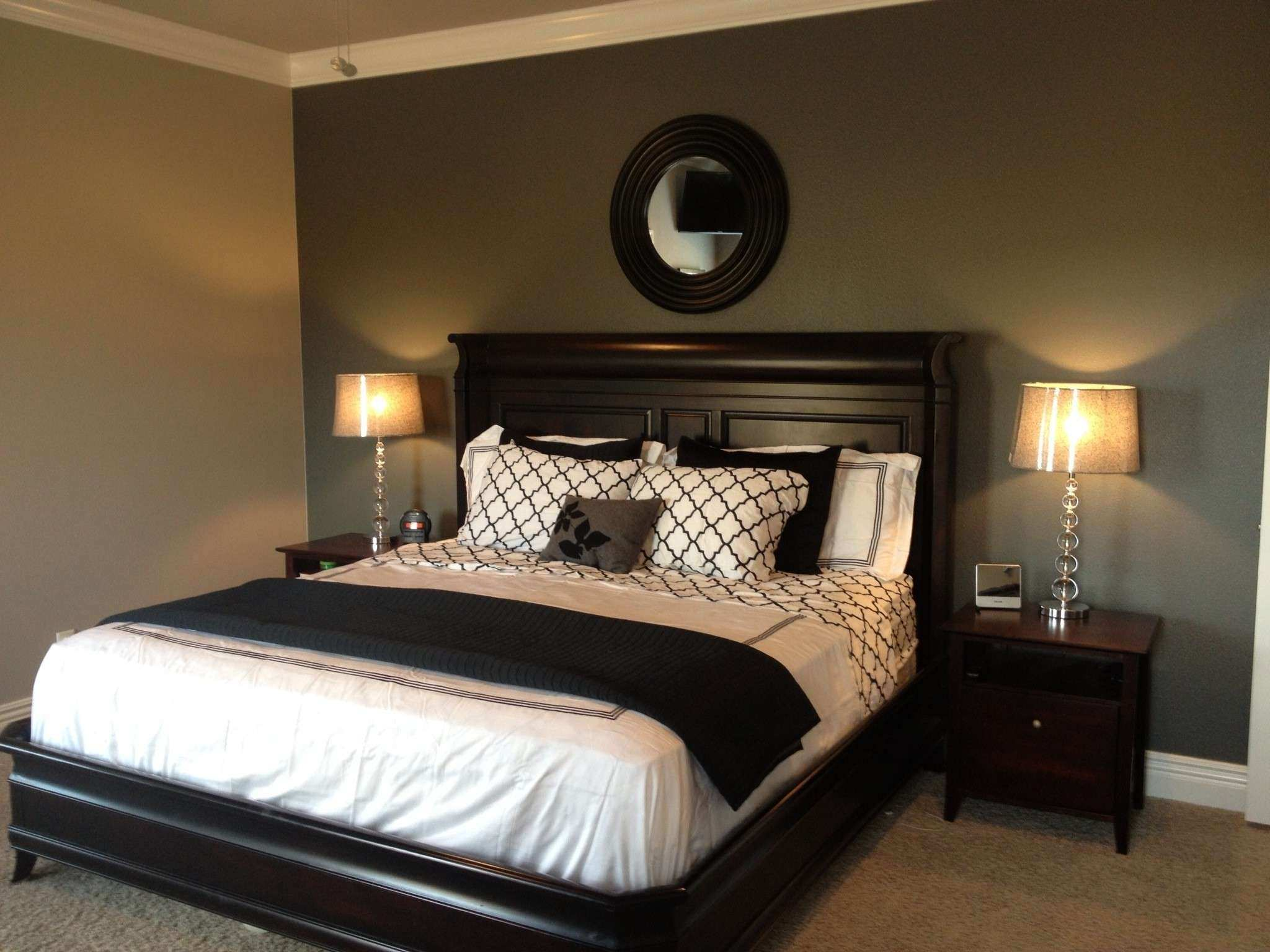 bedroom bedding to go with grey walls best gray wall color