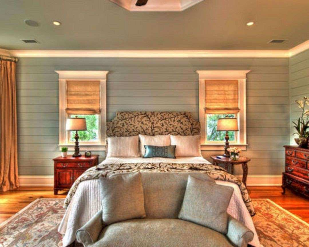 Bedroom Ideas For Decorating With Shiplap Walls Bedroom