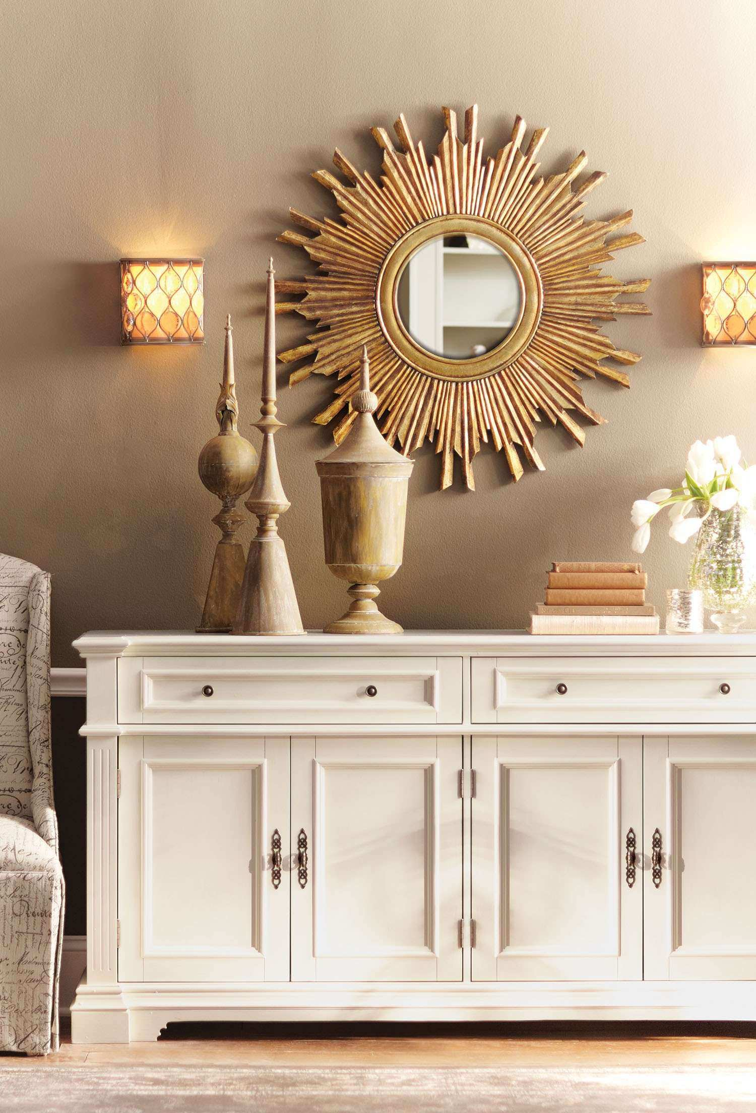 6 Stylish Ways to Add Decorative Wall Mirrors to Your