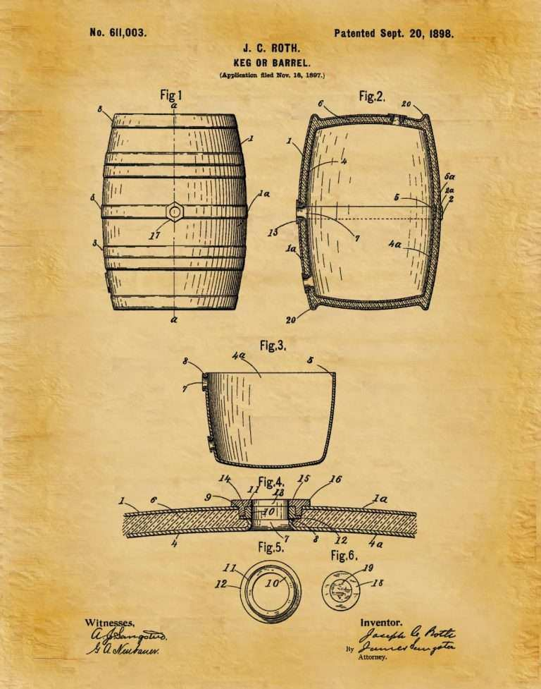 Old Fashioned Whiskey Barrel Wall Decor Pictures - Wall Art ...