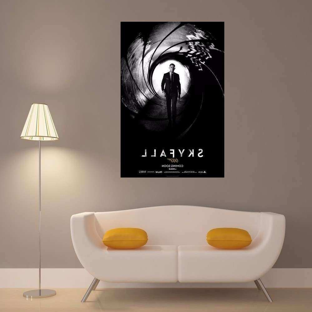 15 The Best James Bond Canvas Wall Art