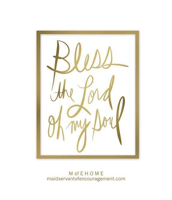 Items similar to Scripture Art Printable Bible Verse in