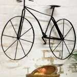 New Bicycle Wall Decor