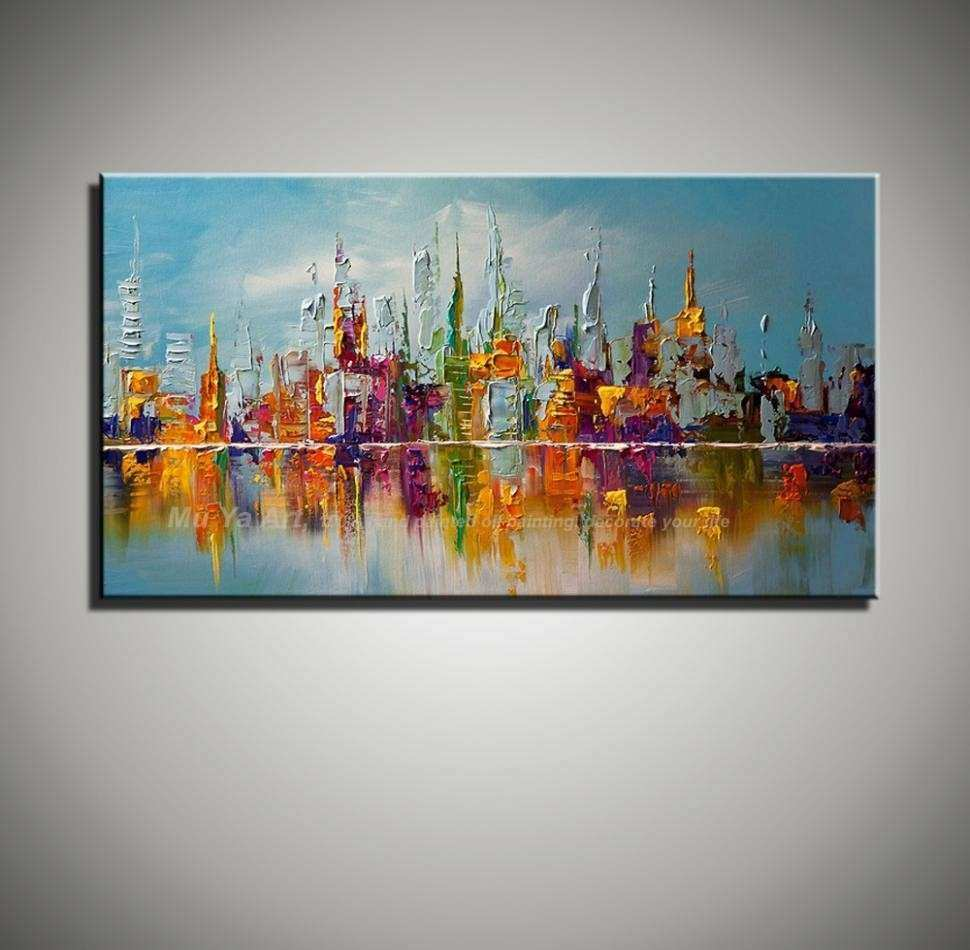 20 Collection of Canvas Wall Art