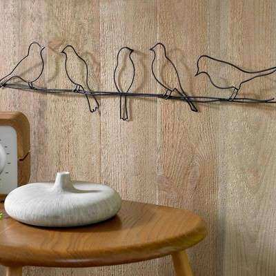 Graham & Brown Birds A Wire Art Wall Décor