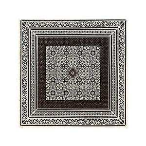 Black and Gold Wall Art Best Of Shabby Chic Black and Gold Moroccan Canvas Wall Art Wall