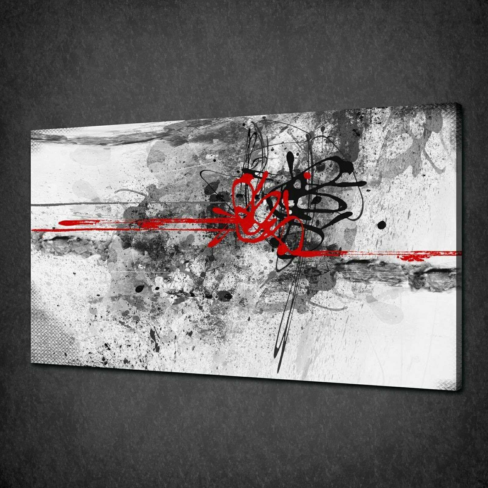 Abstract Archives Canvas Print Art