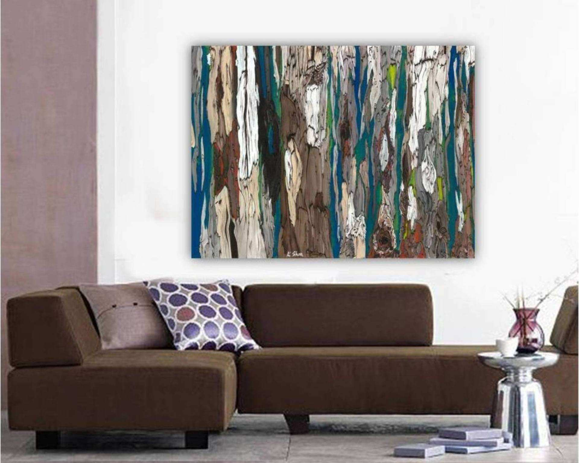 Saatchi Art Contemporary Abstract Tree Art