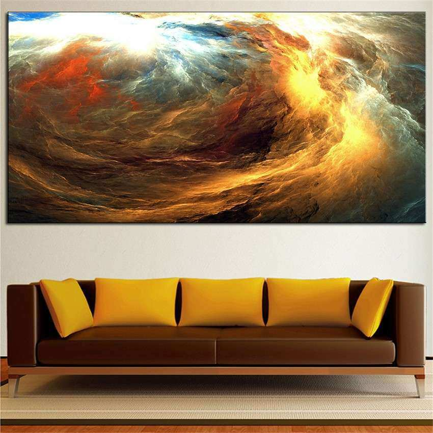 sizes Wall Art Prints Abstract oil Painting Wall