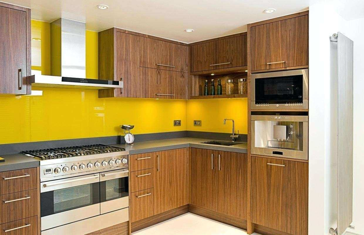 Blue and Yellow Wall Decor Luxury Kitchen Yellow Kitchen Walls with ...