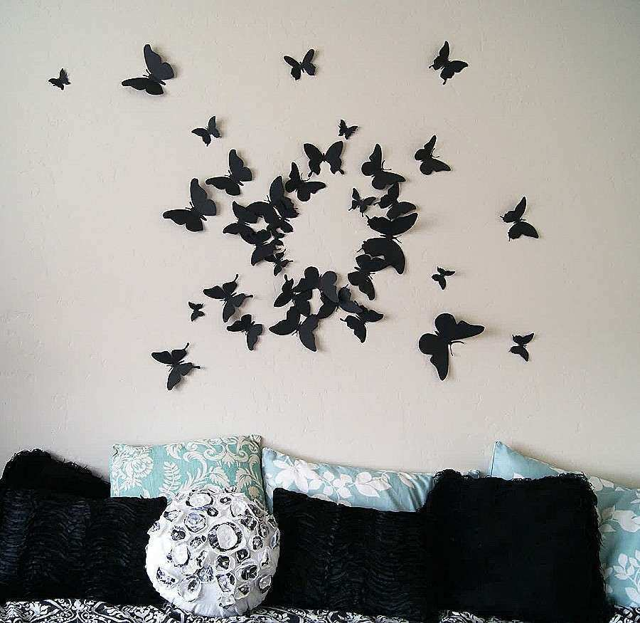 Butterfly Wall Decor For Nursery Unique Butterfly Wall Decor For Nursery  Awesome Baby Girl Purple