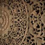 Carved Wood Wall Art Fresh Grand Carved Wooden Wall Art Or Ceiling Panel Siam Of Carved Wood Wall Art