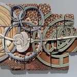 Ceramic Wall Art New Equisymbrium No 2 By Christopher Gryder Ceramic Wall Of Ceramic Wall Art