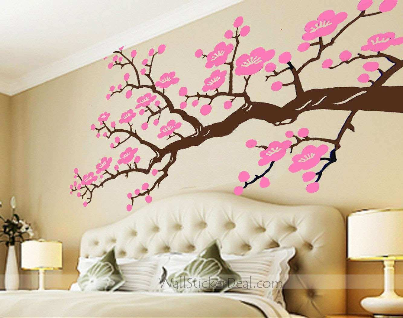 Cherry Blossom Wall Decal – Home Improvement