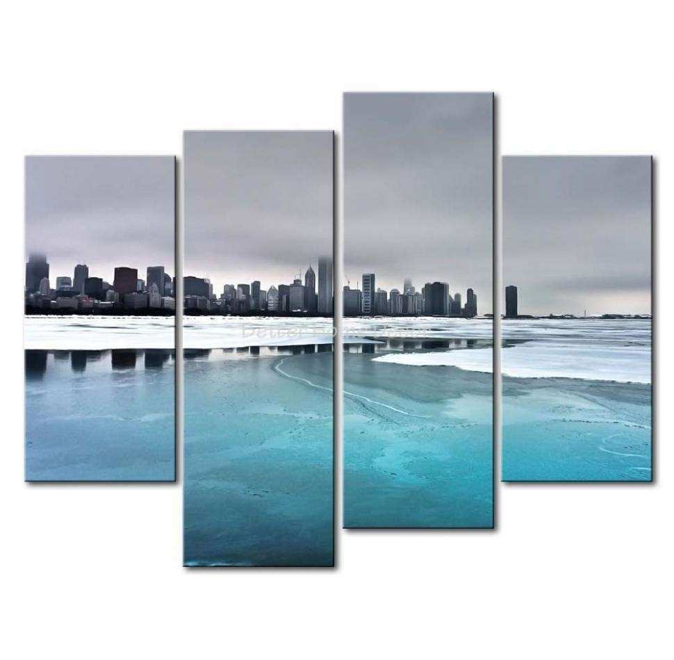 20 Best Collection Of Chicago Wall Art