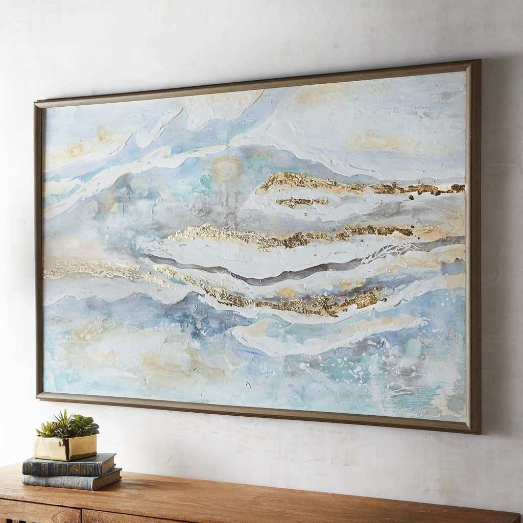 Coastal Wall Art Unique View Gallery Of Abstract Beach Wall Art Showing 11 Of 15 S