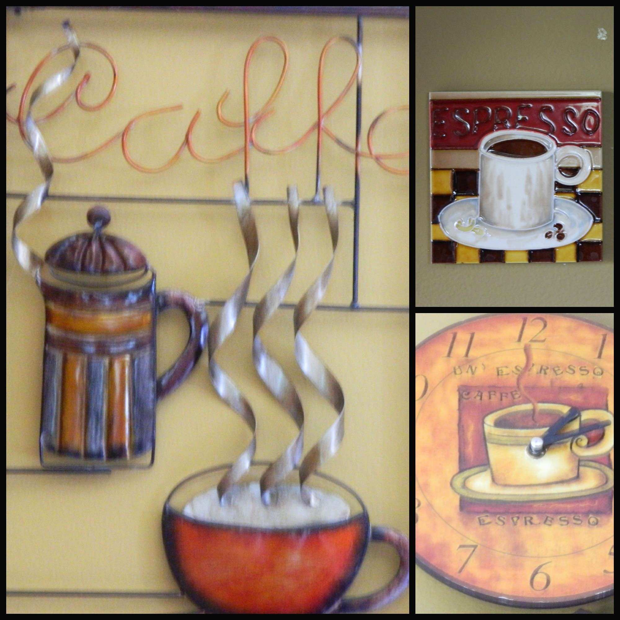 Coffee Wall Decor Best Of Coffee theme Kitchen Decorating Ideas ...