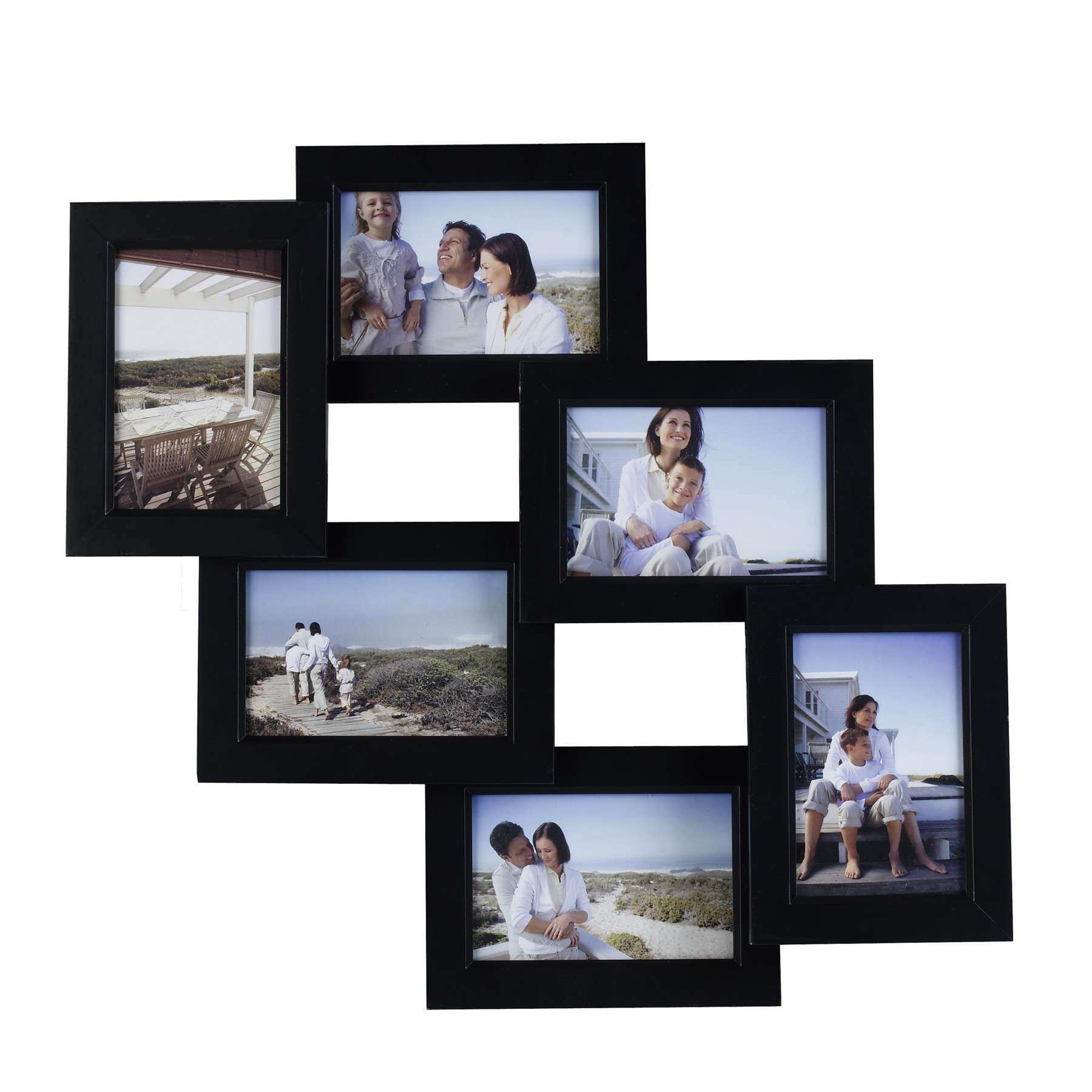 Collage Picture Frames for Wall Awesome Decorating Creative Collage ...