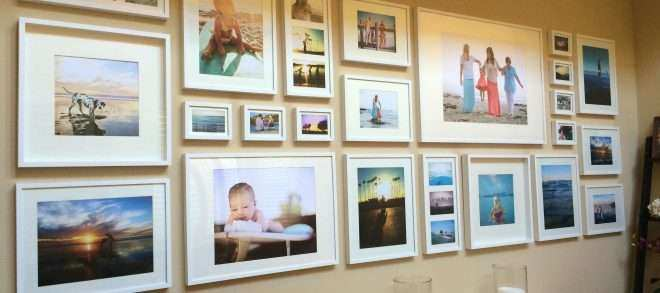 Collage Picture Frames for Wall Inspirational Interior Collage ...