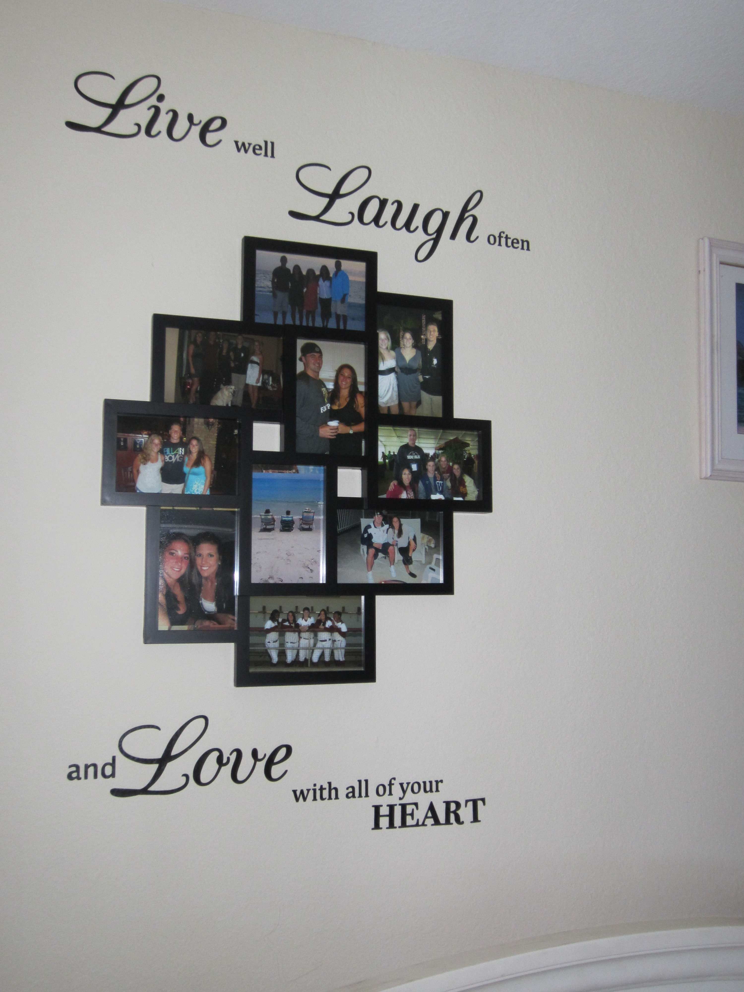 Collage Picture Frames for Wall Unique Precious Cheap Wall Frames Uk ...