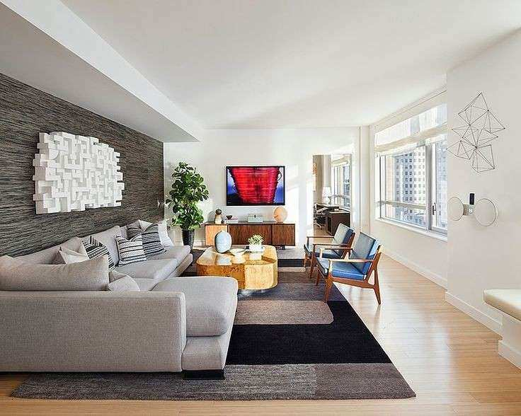 Bachelor Pad in Tribeca Disguised as a Sophisticated