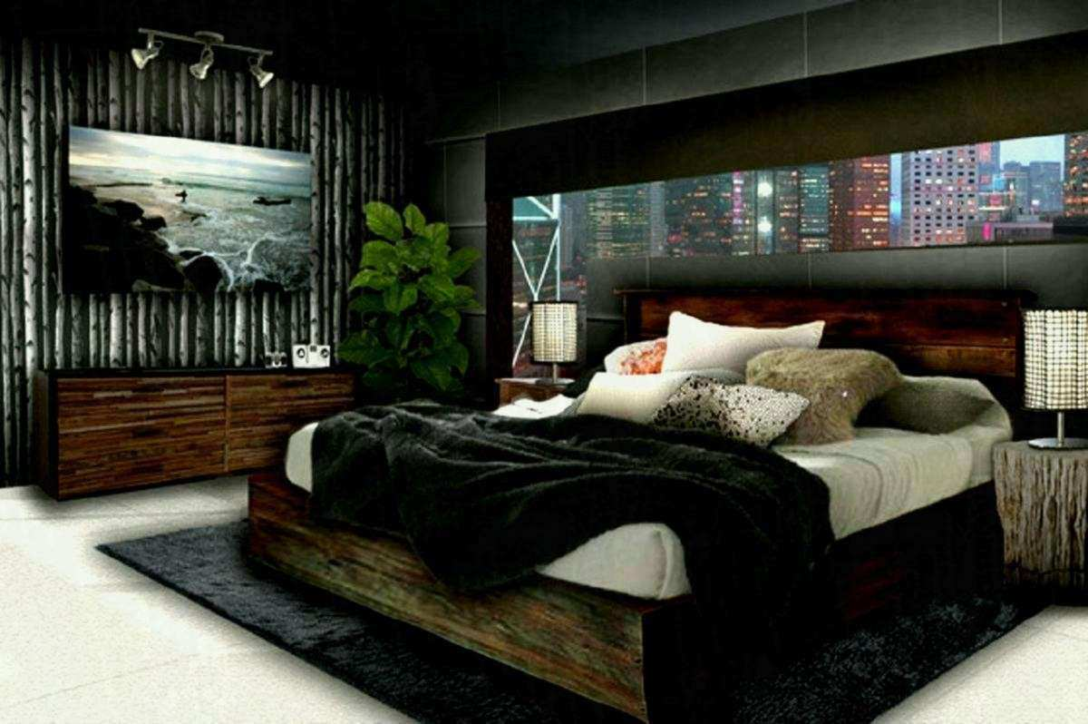 gazette dark masculine in s decor gentleman ideas colors bedroom