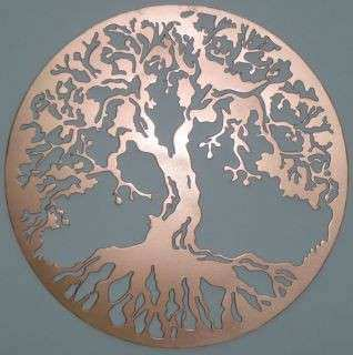 tree of life wall metal on PopScreen