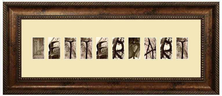 Personalized Wall Art personalized family name wall art